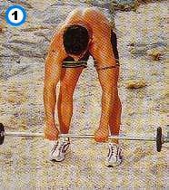 fitness-oefening bent-over straight-arm raises-1