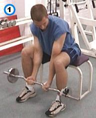 fitness-oefening close grip concentration curls-1