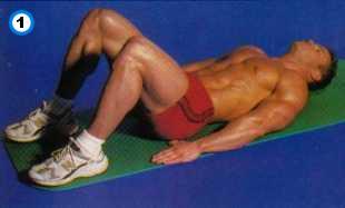 fitness-oefening pelvic tilt-1