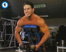 fitness-oefening rear bench lateral raises-1