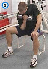 fitness-oefening seated concentration curls-2
