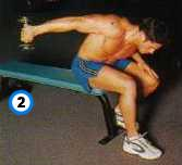 fitness-oefening seated extensions-2
