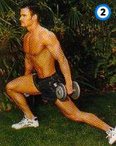 fitness-oefening side lunges-2