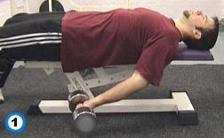 fitness-oefening supine curls-1