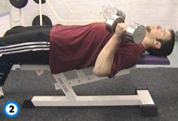 fitness-oefening supine curls-2