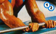 fitness-oefening wrist curl-1